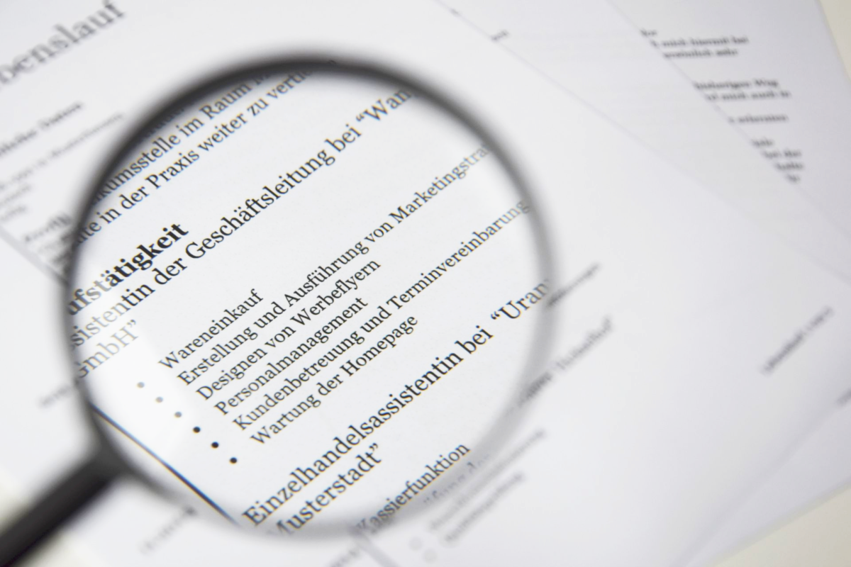 Análise de Documentos